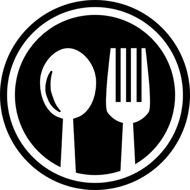 Restaurant logo manger