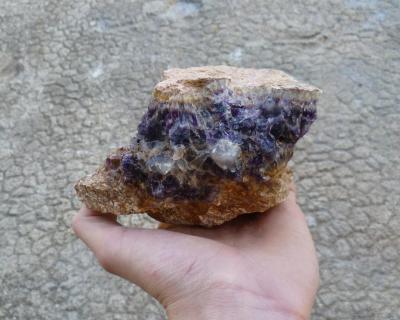 Améthyste - BLC01
