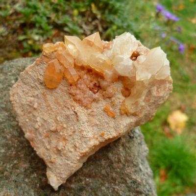 Quartz / Cristal de roche