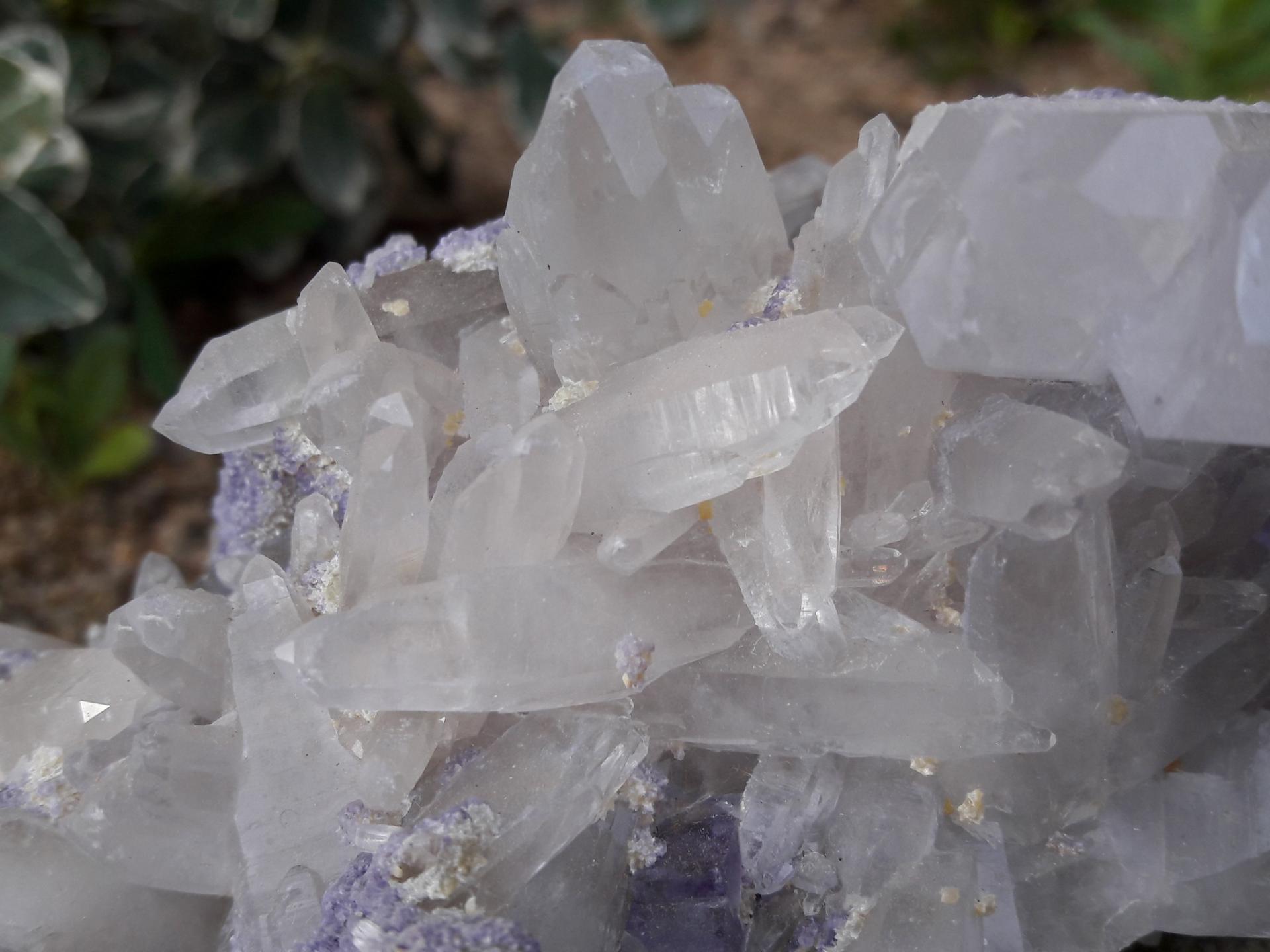 Quartz fluo hunan 2